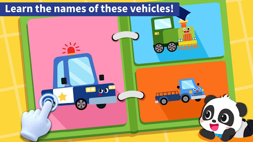 Baby Panda's Book of Vehicles 8.48.00.01 Screenshots 7