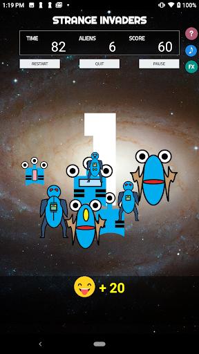 Strange Invaders 1.6.0 screenshots 2