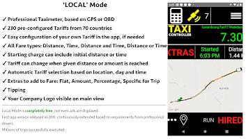 TaxiController Driver