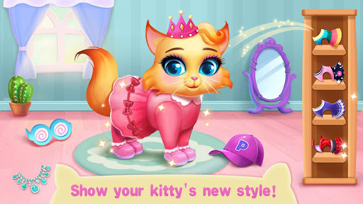 ud83dudc31ud83dudc31Princess Royal Cats - My Pocket Pets 2.2.5038 screenshots 1