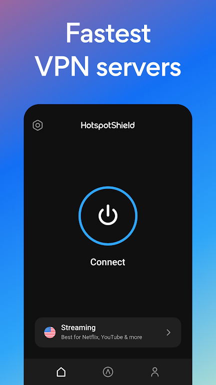 Hotspot Shield Free VPN Proxy & Secure VPN  poster 1