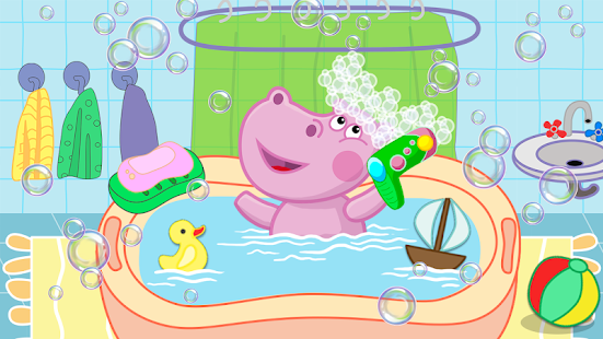 Baby care spiel Screenshot