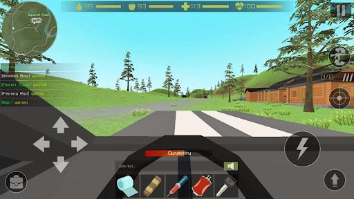 Zombie Hunter: Pixel Survival  screenshots 3