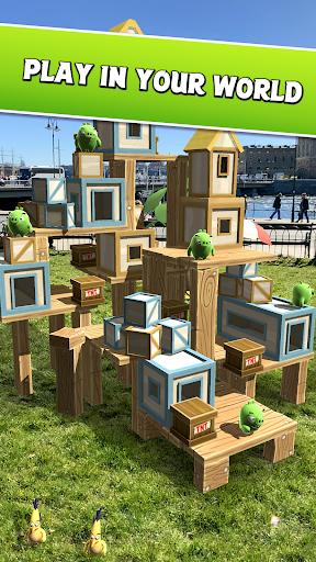 Angry Birds AR: Isle of Pigs  Screenshots 2