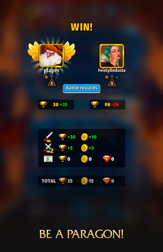Random Clash - Epic fantasy strategy mobile games  screenshots 14