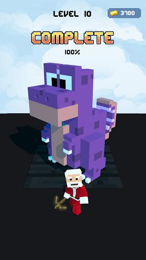 Craft Runner - Miner Rush: Building and Crafting  screenshots 21