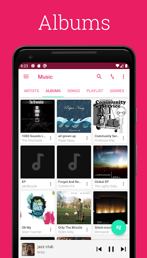 Pixel - Music Player android2mod screenshots 6