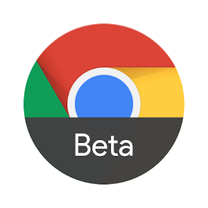 Chrome Beta 85.0.4183.81 by Google LLC logo