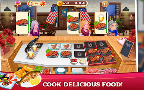 Cooking Mastery – Chef in Restaurant Games 8