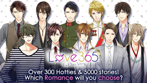 Love 365: Find Your Story 6.2 screenshots 1