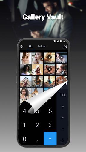 Calculator Lock u2013 Video Lock & Photo Vault u2013 HideX  Screenshots 3