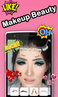 Makeup Beauty Camera 1.3 Screenshots 17