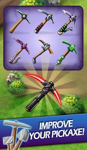 Clicker Mine Idle Adventure – Tap to dig for gold! 3