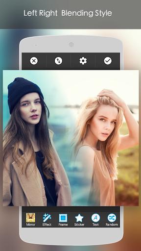 Photo Blender: Mix Photos 2.6 Screenshots 16