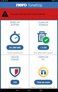 Nero TuneItUp | Boost & Clean 1.5.0.189_nero APK Mod Latest Version 1
