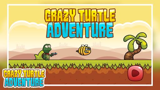 crazy turtle adventure screenshot 1