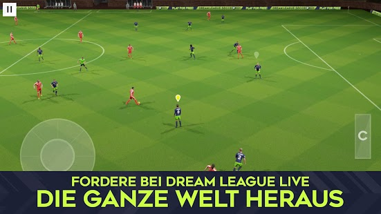 Dream League Soccer 2021 Capture d'écran