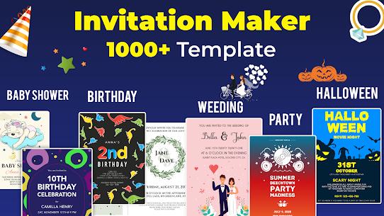 Invitation Maker Free 1