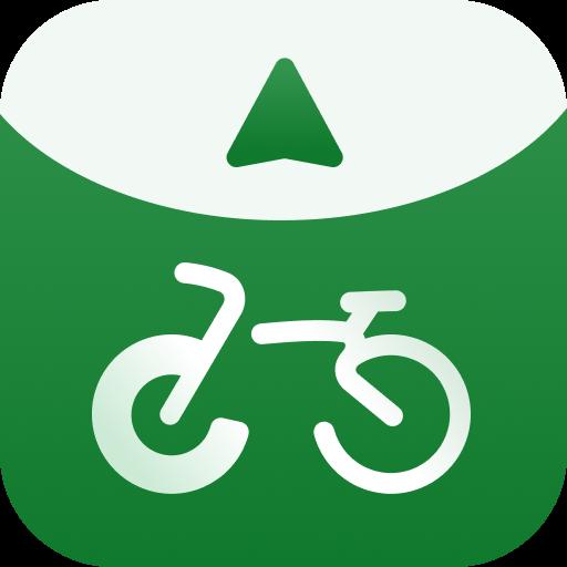 Cyclers: Navegación y juegos para ciclistas