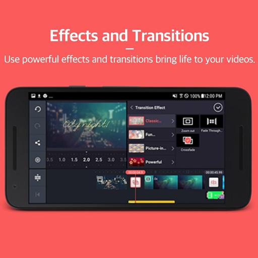 New Tips Kine Master Video Editing  screenshots 1