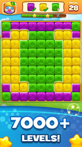 Toy & Toons Pop Cubes Blast 1.0.0 screenshots 22
