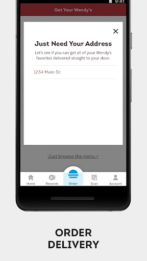 Wendyu2019s u2013 Earn Rewards, Order Food & Score Offers  screenshots 4