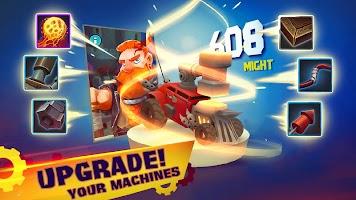 Mighty Machines - Vehicular Combat RPG