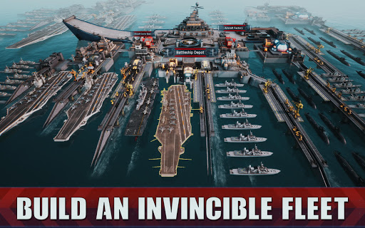 Battle Warship: Naval Empire 1.4.9.2 screenshots 20