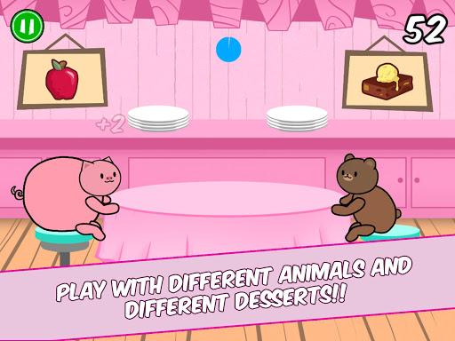 Bunny Pancake Kitty Milkshake - Kawaii Cute Games  screenshots 8