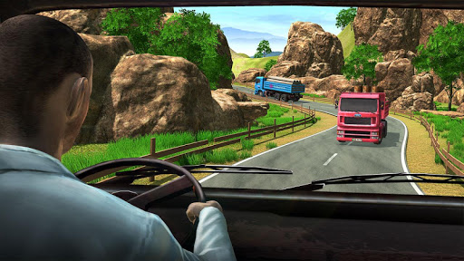 Indian Truck Driving : Truck Wala Game 1.30 screenshots 1
