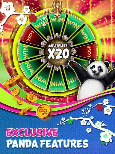 Panda Slots u2013 Mega Win Spin Slot Jackpot 777 1.831 screenshots 18