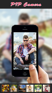 PIP Camera - Photo Editor Screenshot