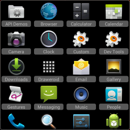 Androidアプリ Draweroid ツール Androrank アンドロランク