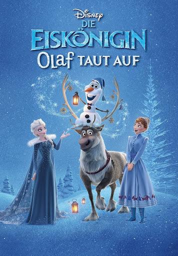 OlafS Frozen Adventure Die Eiskönigin - Olaf Taut Auf