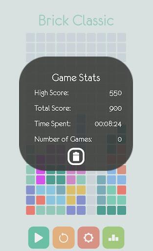block puzzle classic brick game screenshot 2