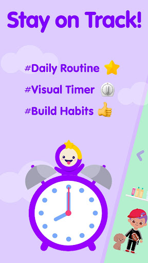 timo kids routine timer - from morning to evening screenshot 1