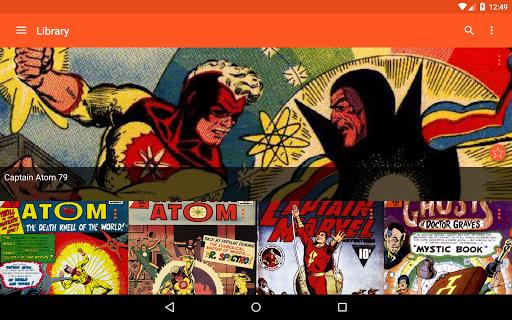 Astonishing Comic Reader  Screenshots 14
