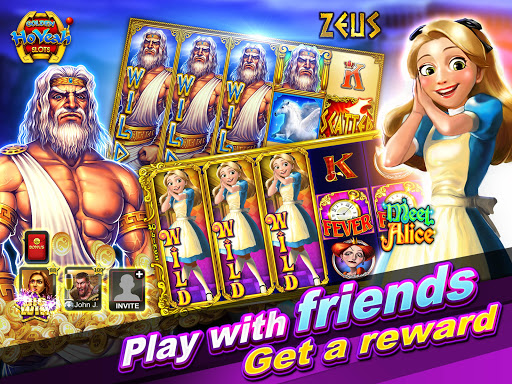 Slots (Golden HoYeah) - Casino Slots 2.5.6 screenshots 7