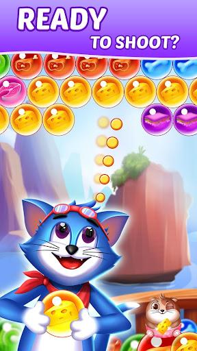 Tomcat Pop: New Bubble Shooter  screenshots 1