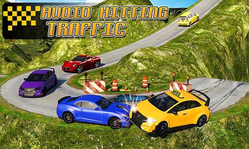 Taxi Driver 3D : Hill Station  screenshots 5