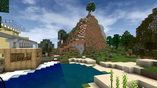 Mini Craft - New WorldCraft  screenshots 1