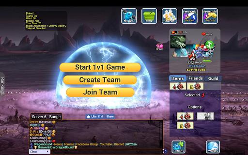 DragonBound  screenshots 6