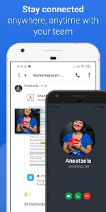 Chanty - Business messenger. Improve your teamwork