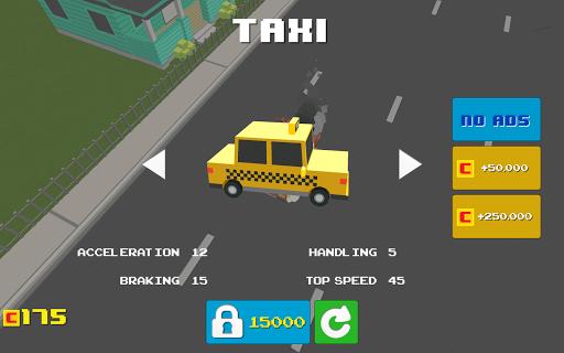 Blocky Road Racer 1.0 screenshots 8