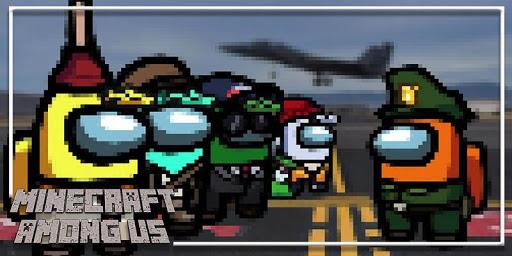 New Among: Us Minecraft PE 2020 3.2 Screenshots 2