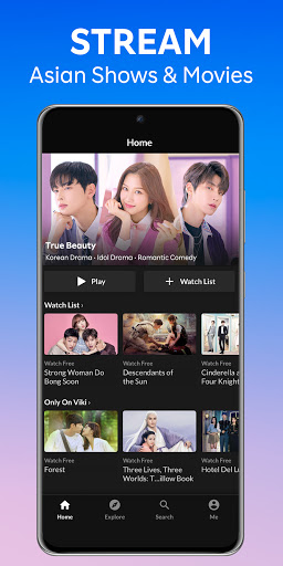 Viki: Stream Asian Drama, Movies and TV Shows 6.7.0 Screenshots 1