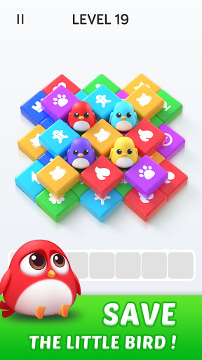 Block Blast 3D : Triple Tiles Matching Puzzle Game 5.14.032 screenshots 2
