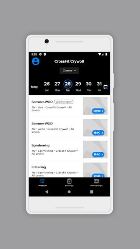 crossfit crywolf screenshot 3