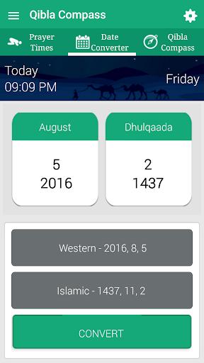 Qibla Compass - Prayer Times, Quran MP3 & Azan 11.6 Screenshots 6