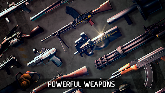 Dead Trigger MOD APK (Unlimited Money/Gold/Bullets/Data) 2
